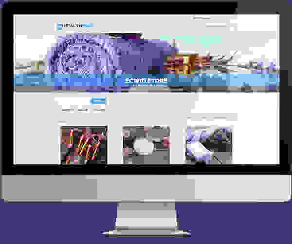 ECWID E-shop